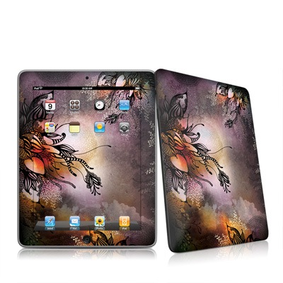 iPad Skin - Purple Rain
