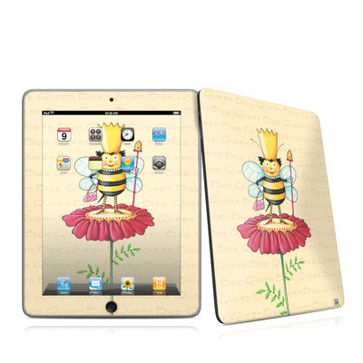 iPad Skin - Queen Bee