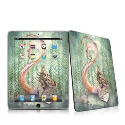 iPad Skin - Quiet Time