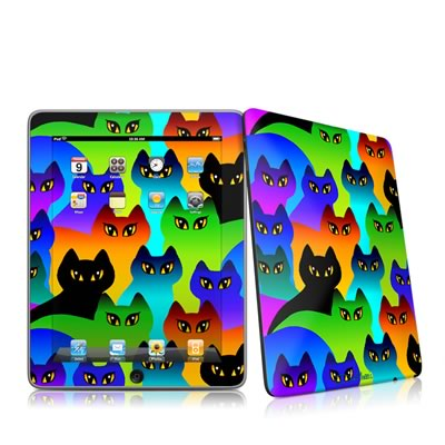 iPad Skin - Rainbow Cats