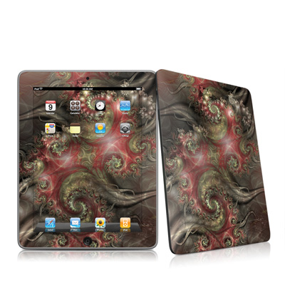 iPad Skin - Reaching Out