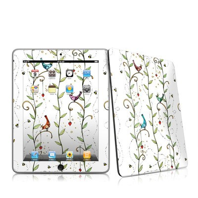 iPad Skin - Royal Birds