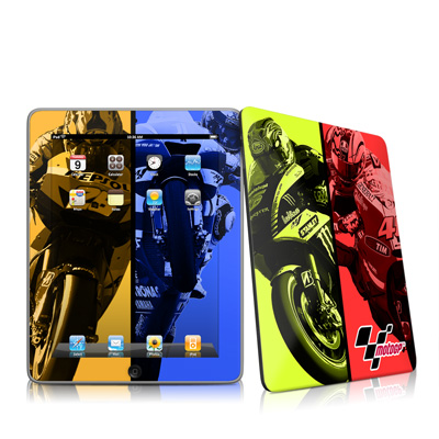 iPad Skin - Race Panels