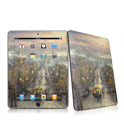 iPad Skin - Heart of San Francisco