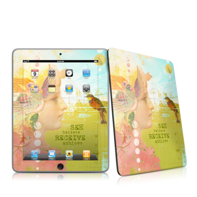iPad Skin - See Believe