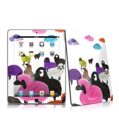 iPad Skin - Sheeps