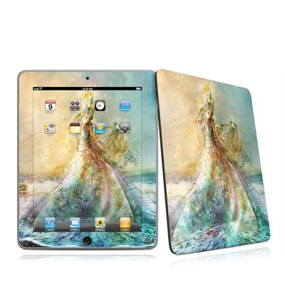 iPad Skin - The Shell Maiden