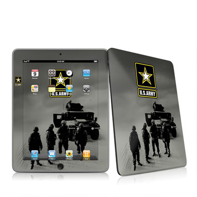 iPad Skin - Soldiers All