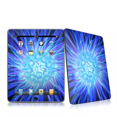 iPad Skin - Something Blue