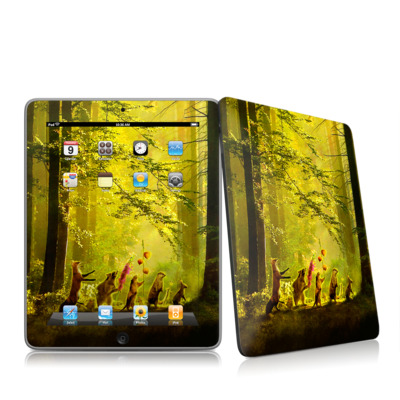 iPad Skin - Secret Parade