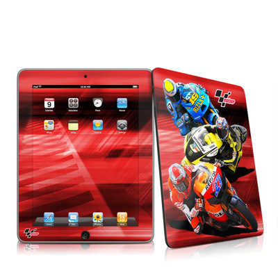 iPad Skin - Speed Collage