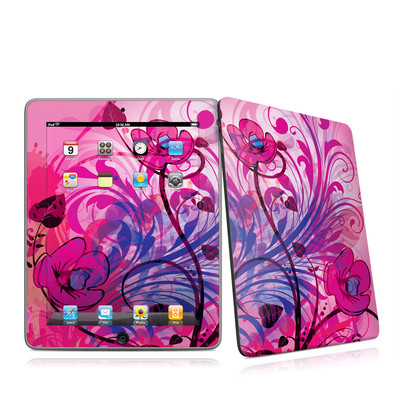 iPad Skin - Spring Breeze