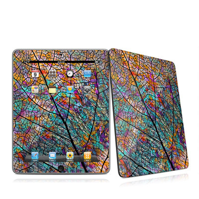 iPad Skin - Stained Aspen