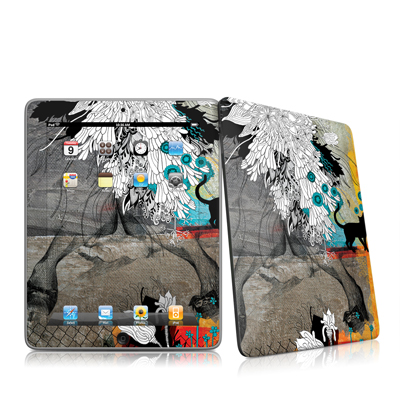 iPad Skin - Stay Awhile