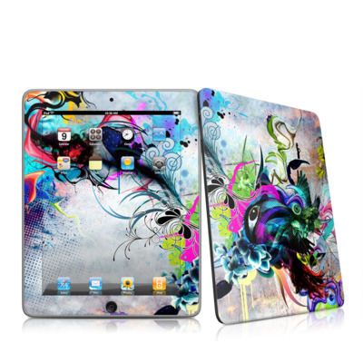 iPad Skin - Streaming Eye