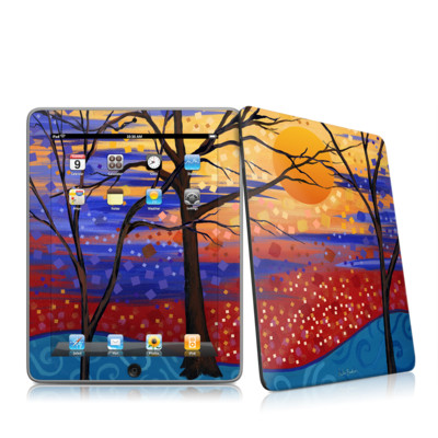 iPad Skin - Sunset Moon