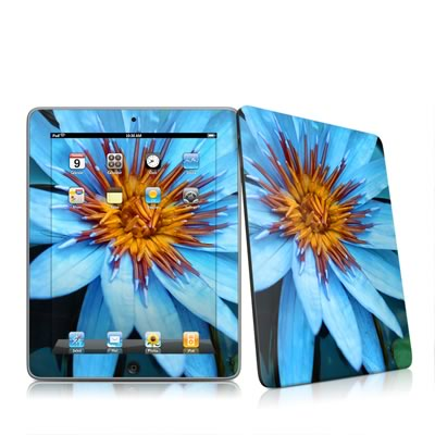 iPad Skin - Sweet Blue