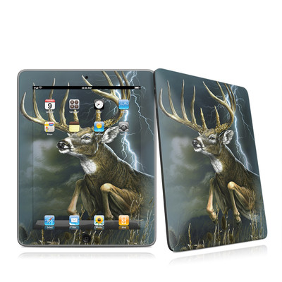 iPad Skin - Thunder Buck