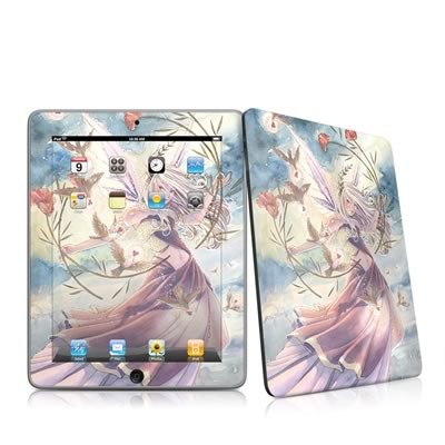 iPad Skin - The Leap