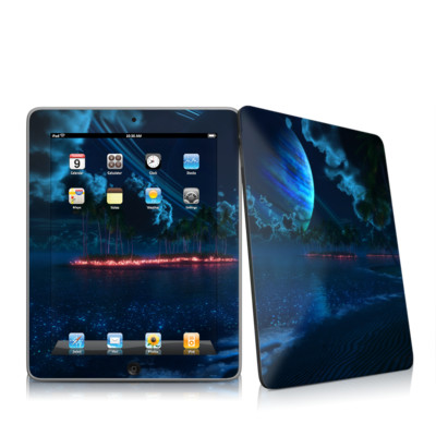 iPad Skin - Thetis Nightfall