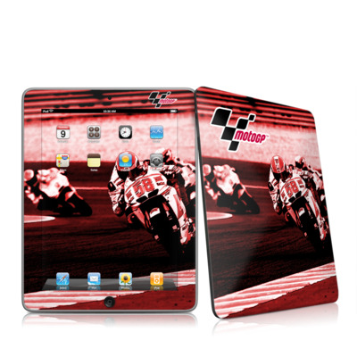 iPad Skin - Throttle