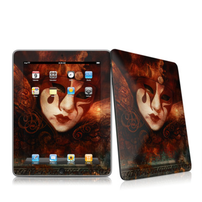 iPad Skin - To Rise Above