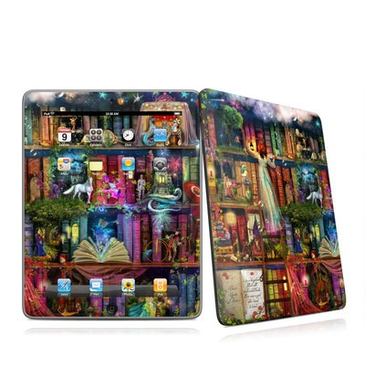 iPad Skin - Treasure Hunt
