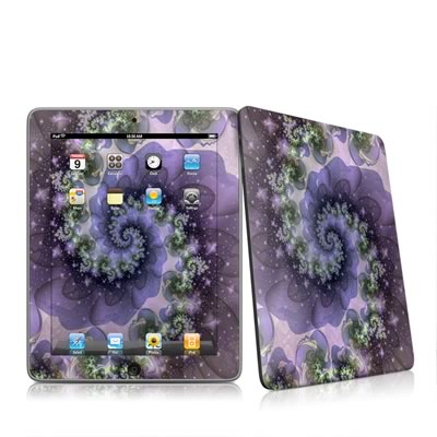 iPad Skin - Turbulent Dreams