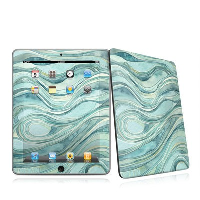 iPad Skin - Waves