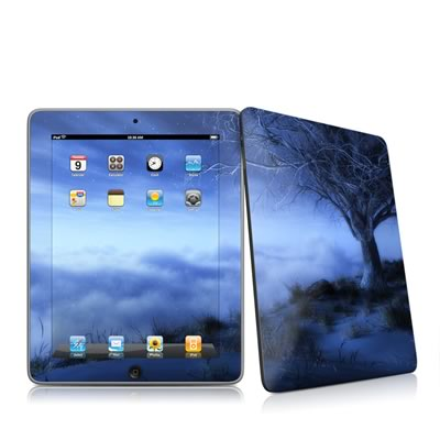 iPad Skin - World's Edge Winter