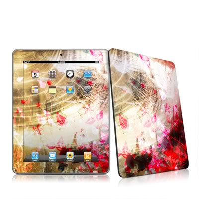iPad Skin - Woodflower