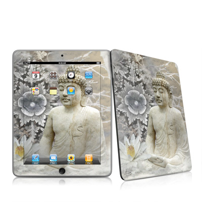 iPad Skin - Winter Peace