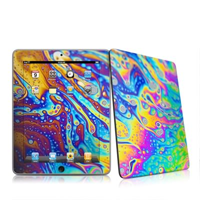 iPad Skin - World of Soap