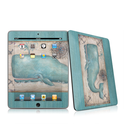 iPad Skin - Whale Watch