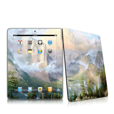iPad Skin - Yosemite Valley