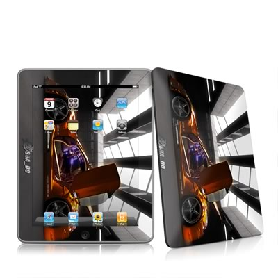iPad Skin - Z33 Light