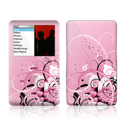iPod Classic Skin - Her Abstraction