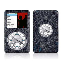 iPod Classic Skin - Time Travel