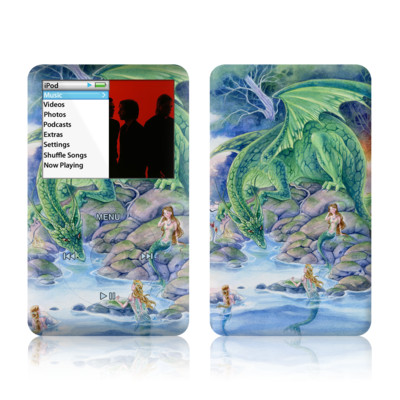 iPod Classic Skin - Of Air And Sea