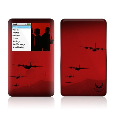 iPod Classic Skin - Air Traffic