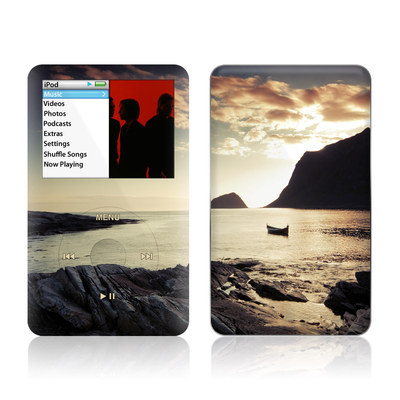 iPod Classic Skin - Anchored