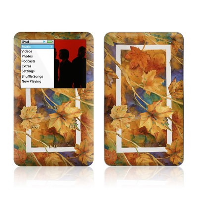 iPod Classic Skin - Autumn Days