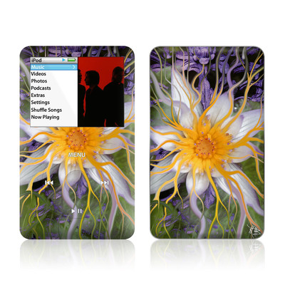 iPod Classic Skin - Bali Dream Flower