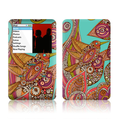 iPod Classic Skin - Bird In Paradise