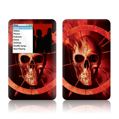 iPod Classic Skin - Blood Ring