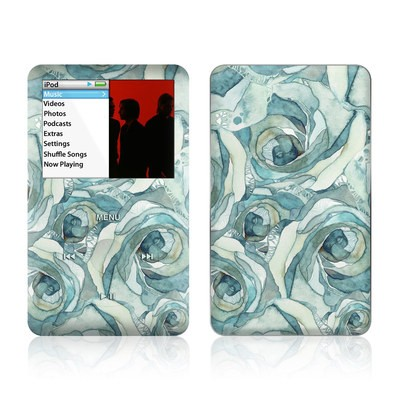 iPod Classic Skin - Bloom Beautiful Rose