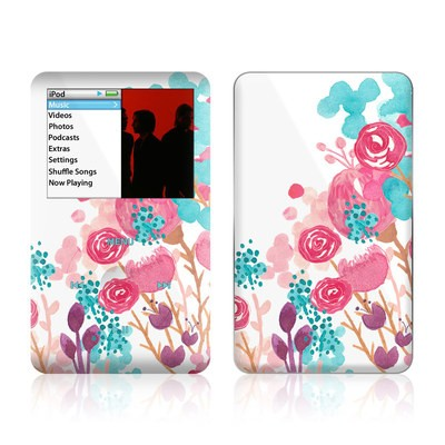 iPod Classic Skin - Blush Blossoms