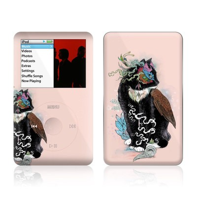 iPod Classic Skin - Black Magic