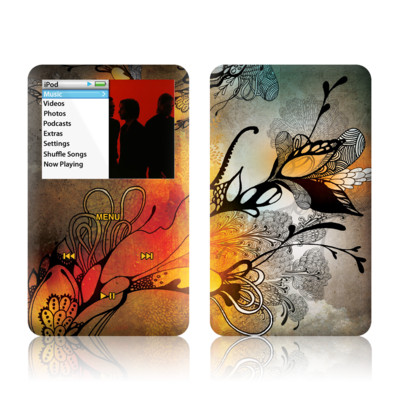 iPod Classic Skin - Before The Storm