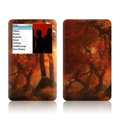 iPod Classic Skin - Canopy Creek Autumn